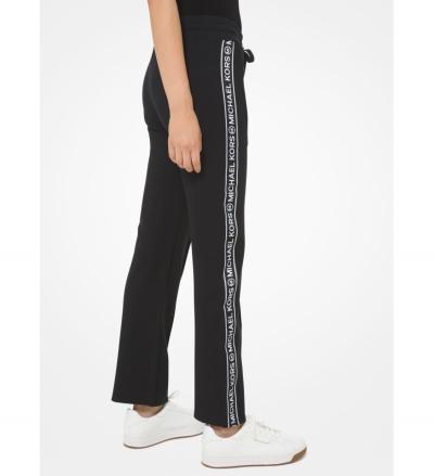 MICHAEL Michael Kors Logo Tape Modal Blend Track Pants