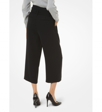 MICHAEL Michael Kors Cady Belted Culottes