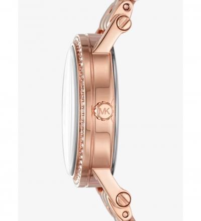 Michael Kors Petite Norie Rose Gold-Tone Watch