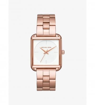 Michael Kors Lake Rose Gold-Tone Watch