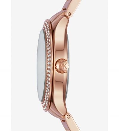 Michael Kors Mini Kerry Rose Gold-Tone Watch
