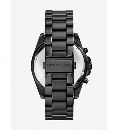 Michael Kors Bradshaw Black Watch