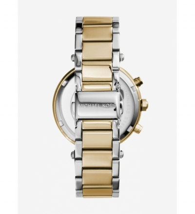 Michael Kors Parker Two-Tone Stainless Steel Watch