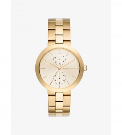 Michael Kors Garner Gold-Tone Watch