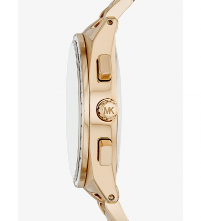Michael Kors Vail Gold-Tone Watch