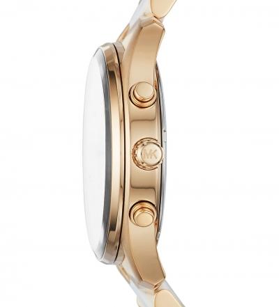 Michael Kors Briar Gold-Tone Watch