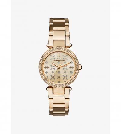 Michael Kors Parker Gold-Tone Watch