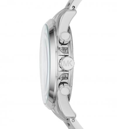 Michael Kors  Gage Silver-Tone Watch