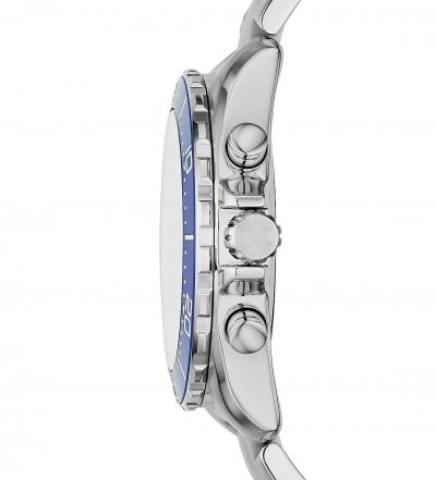 Michael Kors Winward Silver-Tone Watch