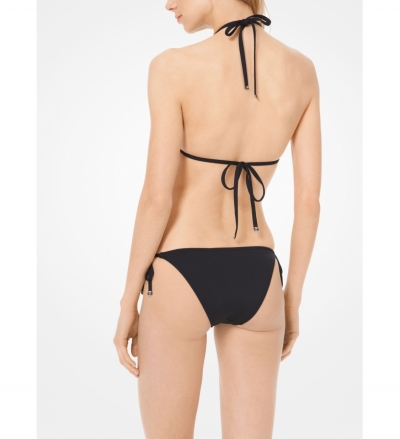 MICHAEL Michael Kors Triangle Bikini Top