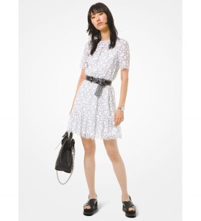 MICHAEL Michael Kors Corded Lace Dress