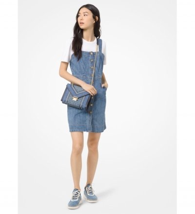 MICHAEL Michael Kors Denim Dress