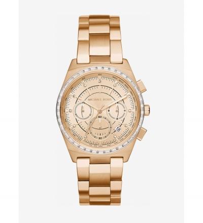 Michael Kors Vail Gold-Tone Watch