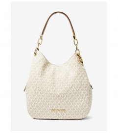 MICHAEL Michael Kors Lillie Large Logo Shoulder Bag