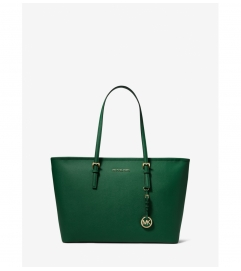 MICHAEL Michael Kors Jet Set Travel Medium Top-Zip Tote Bag
