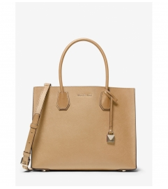 MICHAEL Michael Kors Mercer Large Saffiano Leather Tote Bag