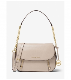 MICHAEL Michael Kors Bedford Legacy Medium Pebbled Leather Shoulder Bag