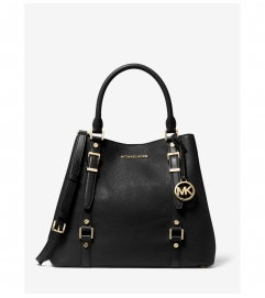 MICHAEL Michael Kors Bedford Legacy Large Pebbled Leather Tote Bag