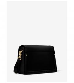 MICHAEL Michael Kors Jessie Medium Pebbled Leather Shoulder Bag
