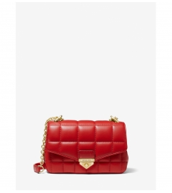 MICHAEL Michael Kors SoHo Small Quilted Leather Shoulder Bag