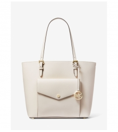 MICHAEL Michael Kors Jet Set Large Saffiano Leather Pocket Tote Bag