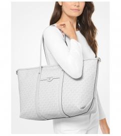 MICHAEL Michael Kors Beck Large Logo Tote Bag