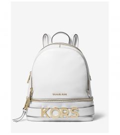 MICHAEL Michael Kors Rhea Medium Embellished Leather Backpack