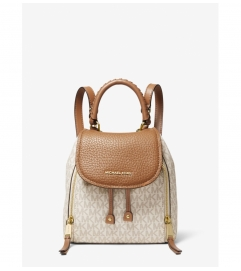 MICHAEL Michael Kors Viv Extra-Small Pebbled Leather Backpack