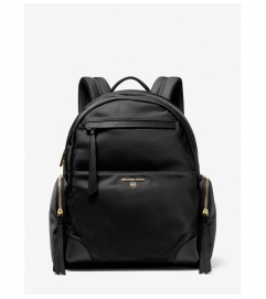 MICHAEL Michael Kors Prescott Large Nylon Gabardine Backpack