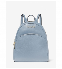 MICHAEL Michael Kors Abbey Medium Pebbled Leather Backpack