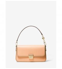 MICHAEL Michael Kors Bradshaw Small Leather Shoulder Bag