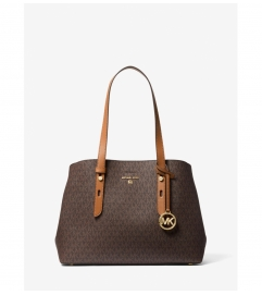 MICHAEL Michael Kors Mel Medium Logo Tote Bag