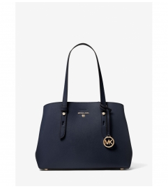 MICHAEL Michael Kors Mel Medium Saffiano Leather Tote Bag