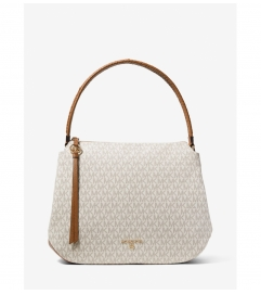 MICHAEL Michael Kors Grand Large Logo Shoulder Bag