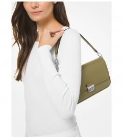 MICHAEL Michael Kors Bradshaw Small Leather Convertible Shoulder Bag