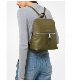 MICHAEL Michael Kors Rhea Medium Textured Backpack