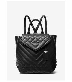 MICHAEL Michael Kors Blakely Medium Quilted Leather Backpack