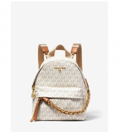 MICHAEL Michael Kors Slater Extra-Small Logo Convertible Backpack
