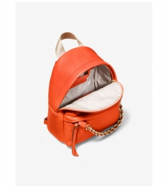 MICHAEL Michael Kors Slater Extra-Small Pebbled Leather Convertible Backpack