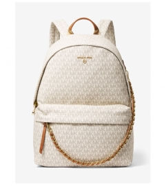 MICHAEL Michael Kors Slater Large Logo Backpack