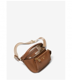 MICHAEL Michael Kors Slater Medium Pebbled Leather Sling Pack