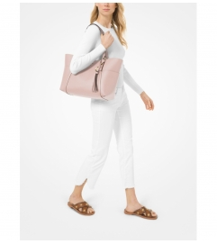 MICHAEL Michael Kors Nomad Large Saffiano Leather Tote Bag