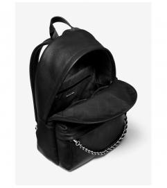 MICHAEL Michael Kors Slater Large Pebbled Leather Backpack