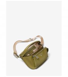 MICHAEL Michael Kors Slater Medium Pebbled Leather Sling Pack