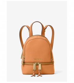 MICHAEL Michael Kors Rhea Mini Leather Backpack