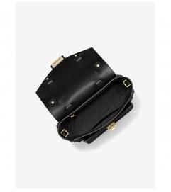 MICHAEL Michael Kors Manhattan Medium Leather Satchel
