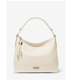 MICHAEL Michael Kors Lexington Large Pebbled Leather Shoulder Bag