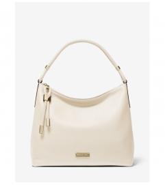 MICHAEL Michael Kors Lexington Large Pebbled Leather Shoulder Bag