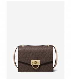 MICHAEL Michael Kors Hendrix Extra-Small Logo Convertible Crossbody Bag
