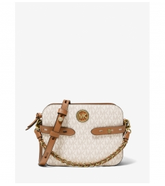 MICHAEL Michael Kors Carmen Large Logo Crossbody Bag